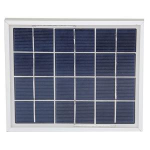 Elekta ERT-SP12 Solar Panel, Blue And White-HV