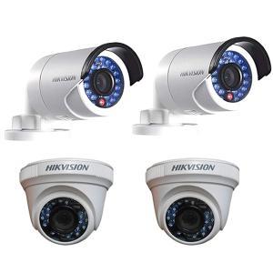 HIKVISION 2MP Night Vision CCTV Cameras-HV