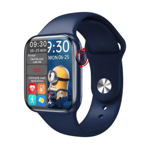 HW16 Series 6 Pro Smart Watch (2021 New Arrival), Navy Blue-HV