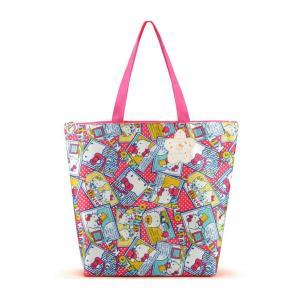 Hello Kitty Oxford Cloth Bag-HV