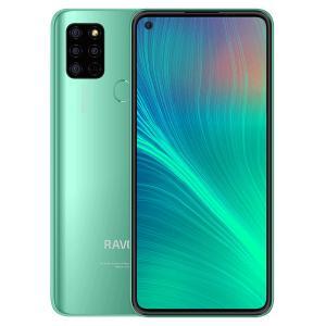 Ravoz Z6 Lite Dual SIM 4GB RAM 64GB Storage 4G LTE Vivacious Green-HV