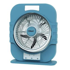 Clikon CK2226 12-Inch Rechargeable Fan-HV