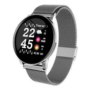 W8 smart Watch Women And Men 2020 silver-HV