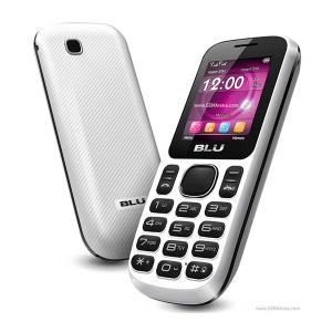 BLU Jenny J051 Dual SIM, White-HV