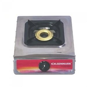 Olsenmark OMK2231 Single Burner Stainless Steel Gas Stove-HV