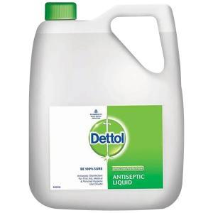 Dettol Antiseptic Liquid, 5 L-HV
