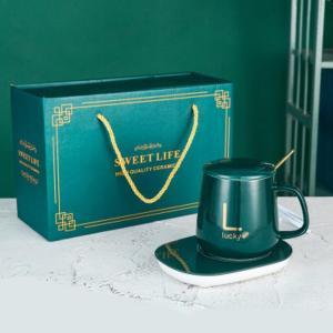Hot Selling Portable Mug With Heating Pad-HV