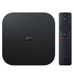 Xiaomi Mi Box S 4K HDR Android TV with Google Assistant-HV