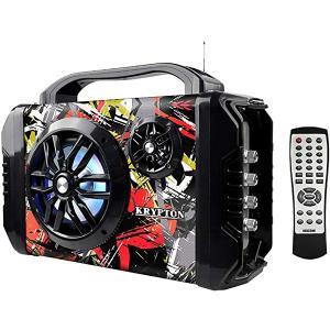 Krypton KNMS5133 Portable Speaker-HV