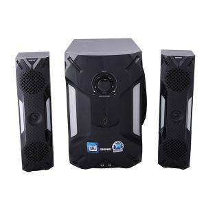 Geepas GMS8507 2.1 Multimedia Speaker 35000 Watts Peak Power USB Bluetooth With Multiple Devise Inputs-HV