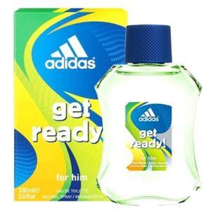 Adidas Get Ready EDT For Men 100ml-HV