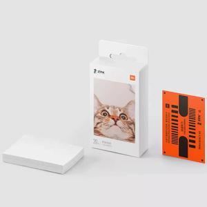 Xiaomi Mi Portable Photo Printer Paper (2×3-inch, 20-sheets)-HV