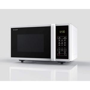 Sharp Microwave Oven 25L Silver R-25CTS-HV