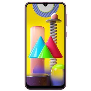 Samsung Galaxy M31 6GB RAM 128GB Storage Red-HV
