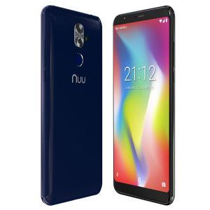 NUU G2 4GB Ram 64GB Storage 4000mAh Battery Dual SIM Android-HV