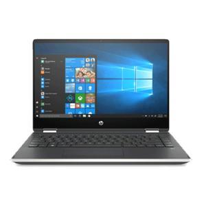 HP Pavilion 14-dh1018ne 9CM48EA Intel Core i7-10510U 16GB Ram 512GB SSD Nvida Geforce MX130 2GB Graphics 14 Inch Windows 10, Natural Silver-HV