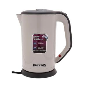 Krypton KNK6105 1.7L Stainless Steel Double Layer Kettle -HV