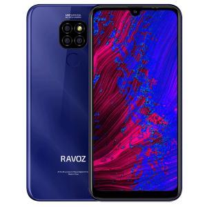 Ravoz Z5 Pro Dual SIM 4GB RAM 64GB Storage 4G LTE Glossy Purplish Blue-HV