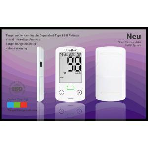 Easymax NEU -Made in Taiwan, Life Time Meter Warranty- 10 Strips Combo-HV