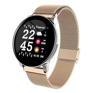 W8 smart Watch For Women And Men 2020 gold-HV