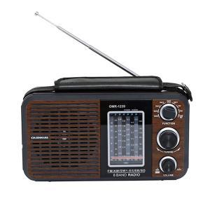 Olsenmark OMR1239 Rechargeable Radio with USB-HV