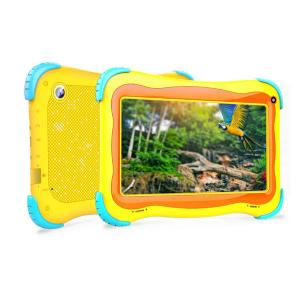 G-tab Q4 Tablet For Kids 1GB RAM 16GB Storage Assorted Colors-HV