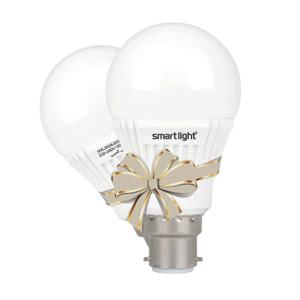 Smart Light 2 IN 1 9w Led Bulb- SML2004LEDB-B22-HV