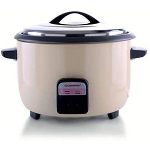 Olsenmark OMRC2205 2 in 1 Electric Rice Cooker, 4.2 L-HV
