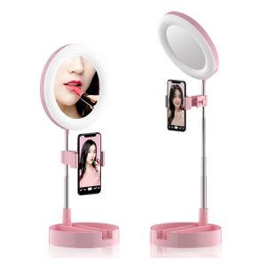 Live Makeup Multipurpose Desk Lamp-HV