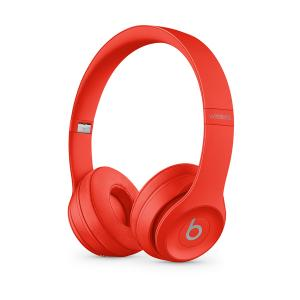 Beats Solo 3 Wireless Headphone Red -HV