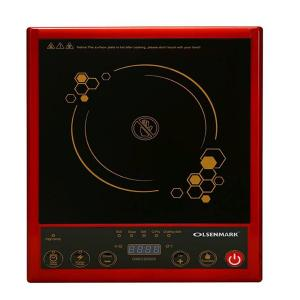 Olsenmark OMIC2092 Infrared Induction Cooker, Red-HV