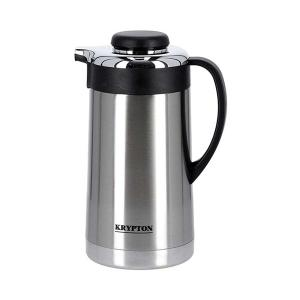 Krypton KNVF6100 1.6L Stainless Steel Vaccum Flask , Silver-HV