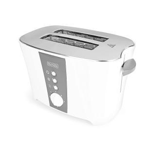 Black+Decker 800w Cool Touch 2 Slice Toaster ET122-B5-HV