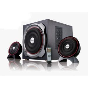 Krypton KNMS5135 2.1 Multimedia Speaker System with Subwoofer-HV