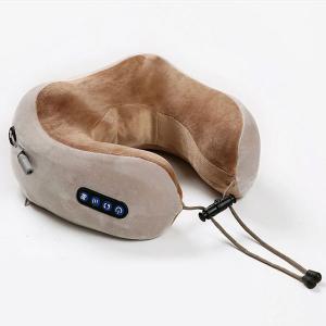 U Shaped Neck & Shoulder Massage Pillow -HV