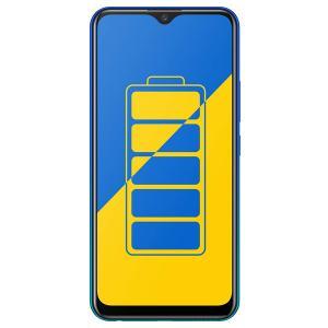 Vivo Y15 4GB Ram 64GB Storage Dual Sim Aqua Blue-HV