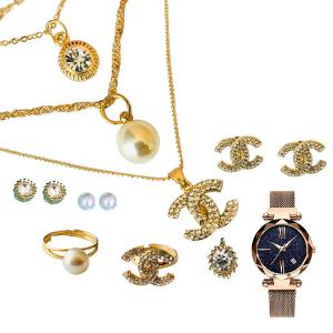Signature 10 in 1 Jewellery  Collection SK0403-HV