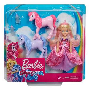 Barbie Dreamtopia Doll- GJK17-HV