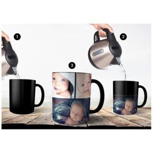 Magic Mug with Your Photos, 1 Pcs-HV