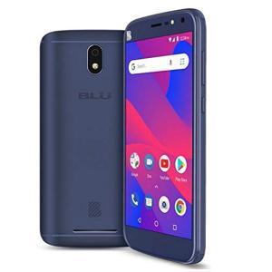 BLU C6L 1GB RAM 16GB Storage Smartphone 4G, Blue-HV