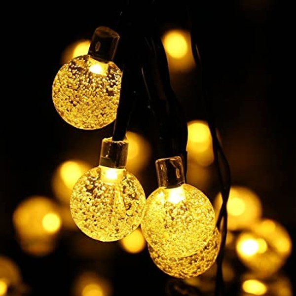 Top Selling Solar Magical Decorative Forest LED Lights 5 Meters