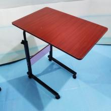 Small Side Laptop Table Black Red GM549-8-blr-LSP
