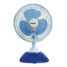 Geepas GF9608 6-inch 2 in 1 2 Speed Table Fan with Clip-LSP