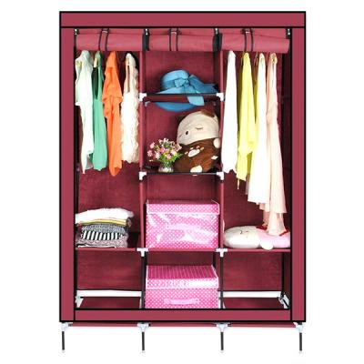 Home Care All In One Portable Storage Wardrobe-LSP