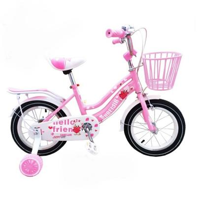 14 Inch Girls Cycle Pink GM3-p-LSP