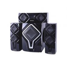 Krypton KNMS6099 3.1 Channel Multimedia Bluetooth Speaker, Black-LSP