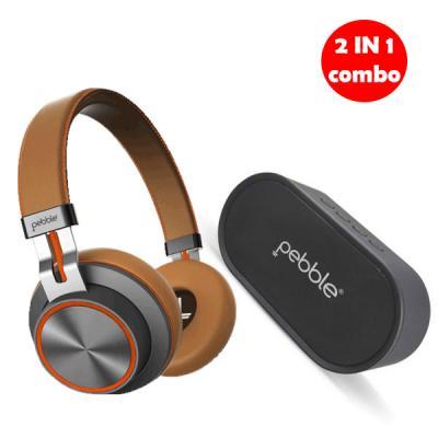 2 IN 1 Pebbles Combo- Pebbles Heavy Bass Portable Bluetooth Speaker And Pebbles Zest Pro Bluetooth Headphones03