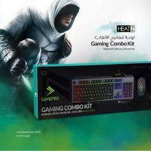 Heatz ZK10 Gaming Combo Kit-LSP