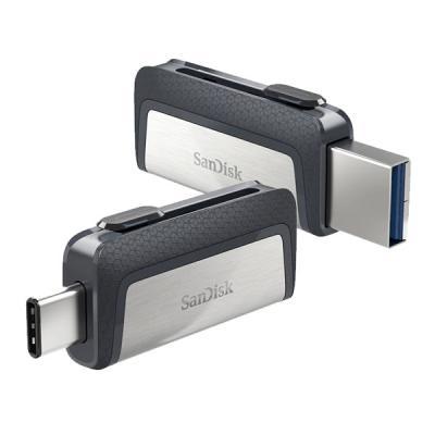 SanDisk 256GB Ultra Dual Drive USB Type-C, USB 3.1-LSP