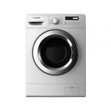 Elekta EAWM-8600(SW) Front Loading Automatic Washing Machine, 6Kg, Silver-LSP
